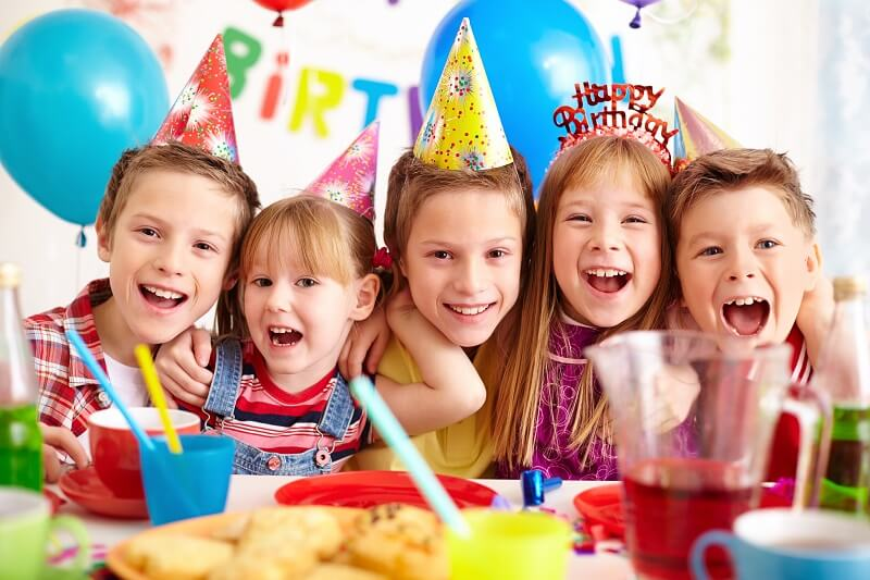 How Would You Celebrate Your Child's 5th Birthday